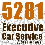 LOGO of 5281 Executive Car Service ... A Step Above in the Mile High City!